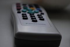 Kompakt Panasonic távirányító