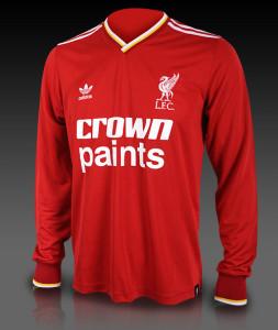 Egyedi Liverpool ajándék