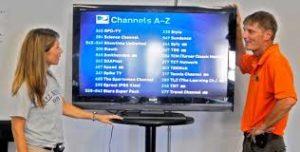 TV csatorna