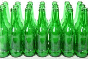 Fél literes üveg