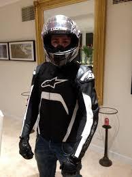 Fűthető motoros ruha